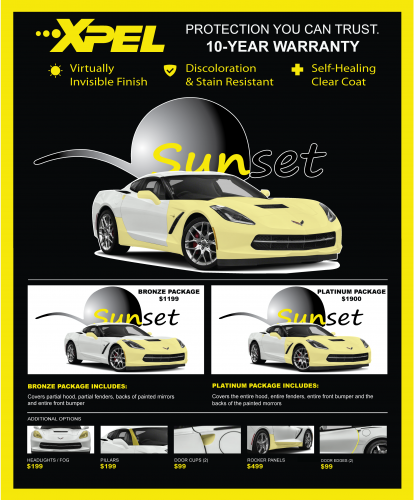 Pricing Sunset Window Tinting Inc In Little Rock Ar